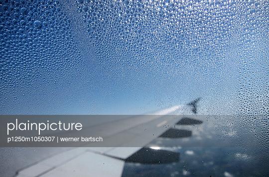 In an airplane - p1250m1050307 by werner bartsch