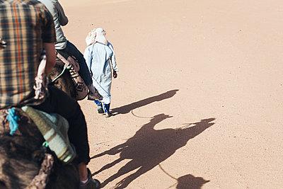 Camel ride - p1477m1586412 by rainandsalt