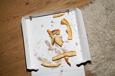 Abgeknabbert - p6060435 von Iris Friedrich