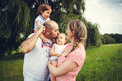 Familienausflug - p904m1065019 von Stefanie Päffgen