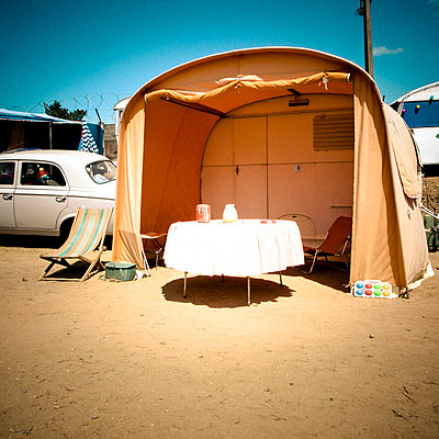 On a camping site - p9111338 by Floppy photography