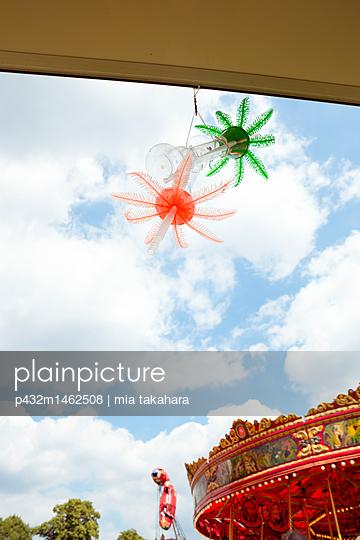 Freizeitpark in London - p432m1462508 von mia takahara