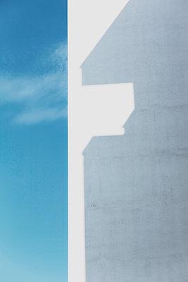 Himmel und Wand - p1340m1474898 von Christoph Lodewick