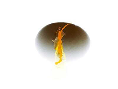 Egg yolk - p5840231 by ballyscanlon