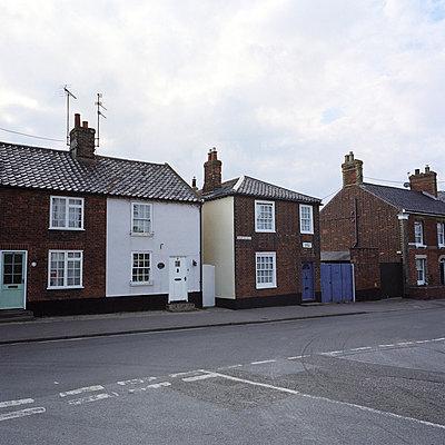 Wohnhaeuser in England - p627m672352 by Kirsten Nijhof