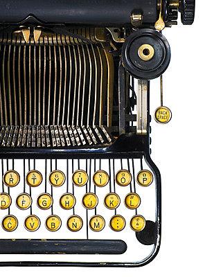 Reiseschreibmaschine - p509m960673 von Reiner Ohms