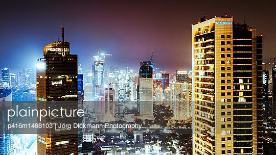Jakarta - p416m1498103 von Jörg Dickmann Photography