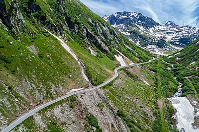 Switzerland, Valais, Nufenen Pass - p300m2013054 by Stefan Schurr