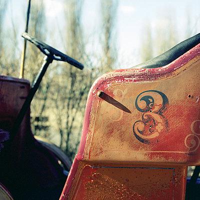 Karussellwagen - p9791898 von Kriwy