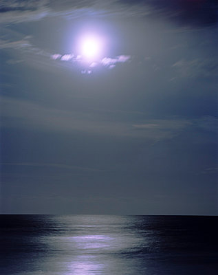 Der Mond ist aufgegangen - p1016m766983 von Jochen Knobloch