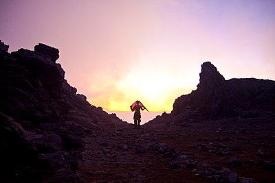 Mount Merapi, Central Java, Indonesia, - p934m1022313 by Dominic Blewett