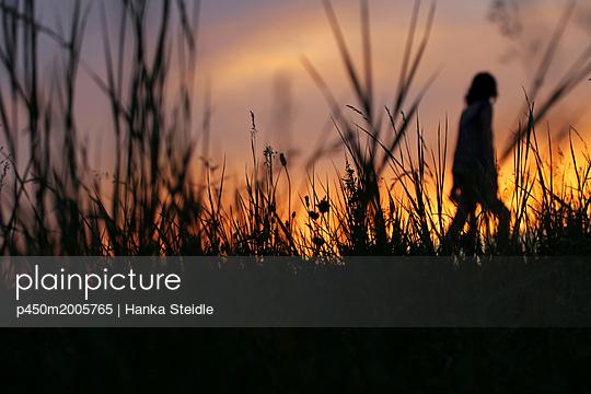 Sonnenuntergang    - p450m2005765 von Hanka Steidle