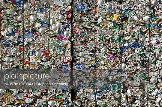 Recycling - p1057m1010343 by Stephen Shepherd