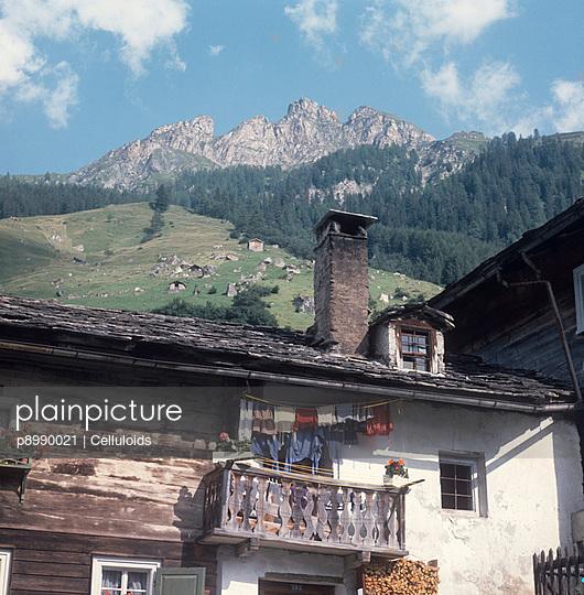 Alpenidylle - p8990021 von Celluloids