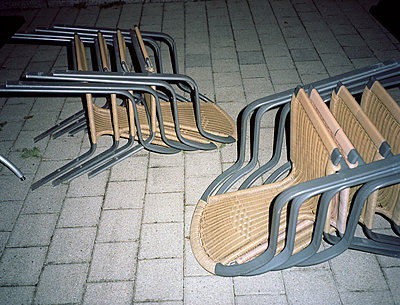 Chairs - p1177m1055048 by Philip Frowein