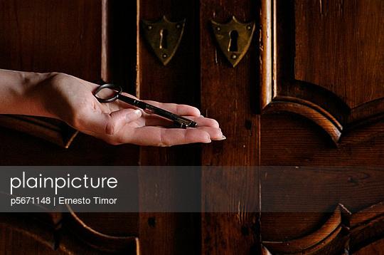 Schlüssel und Schloss - p5671148 von Ernesto Timor