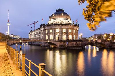 Bode-Museum Berlin - p1222m1104837 von Jérome Gerull
