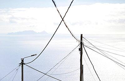 Blick aufs Meer - p949m658744 von Frauke Schumann