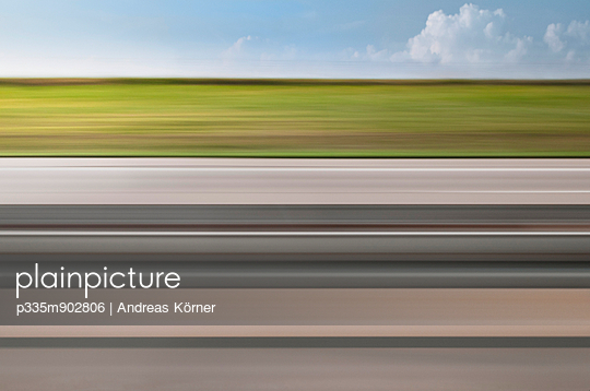 Blurred motion - p335m902806 by Andreas Körner