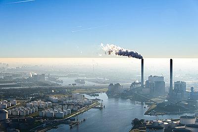 Umweltverschmutzung - p1120m1042461 von Siebe Swart