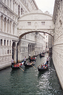 Bridge of Sighs - p931m2027759 by Jane Yeomans