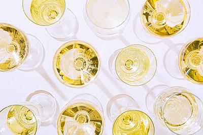 Weißwein - p1149m2122428 von Yvonne Röder