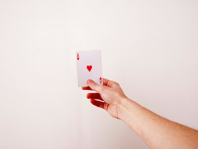 Ace of hearts - p584m960333 by ballyscanlon