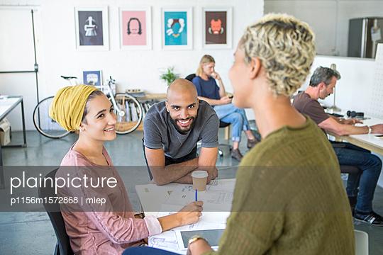 Startup Unternehmen - p1156m1572868 von miep