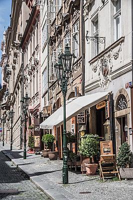 Nerudova street Prague - p401m1589664 by Frank Baquet