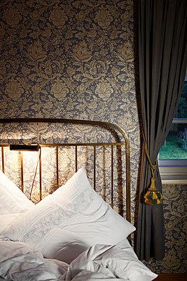 Zerwühltes Bett - p6560022 von W. Hannes