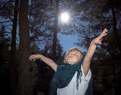 Dancing in the moonlight - p945m966559 by aurelia frey