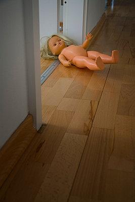 Puppe mit Schlafaugen - p3300174 von Harald Braun