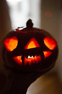 Halloween pumpkin - p454m2249858 by Lubitz + Dorner
