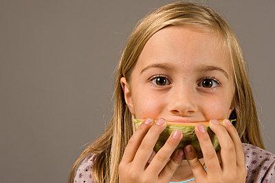 Watermelon - p5980003 by Patricia Seibert