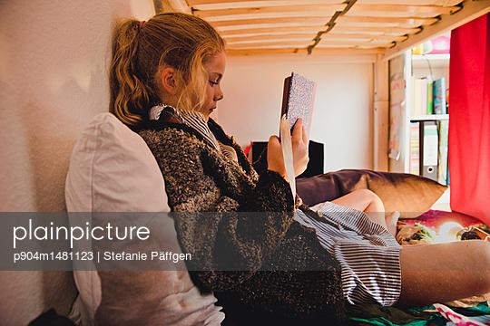 Gemütlich lesen - p904m1481123 von Stefanie Päffgen