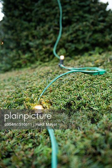 Beleuchtung - p954m1516611 von Heidi Mayer