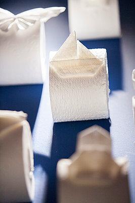 Roll of paper - p680m1082954 by Stella Mai