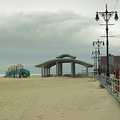 Coney Island - p8551484 by Liz Eve