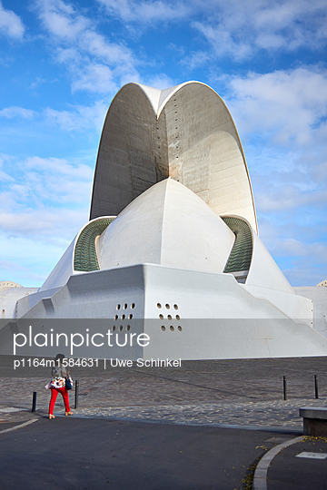 Auditorio de Tenerife - p1164m1584631 von Uwe Schinkel