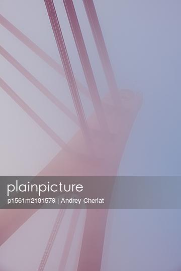 Bridge like a prism - p1561m2181579 by Andrey Cherlat