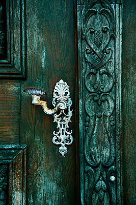 Old church door - p3750604 by whatapicture