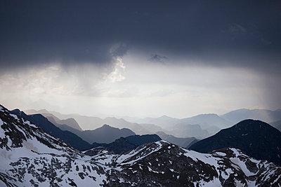 The Alps - p842m890989 by Renée Del Missier