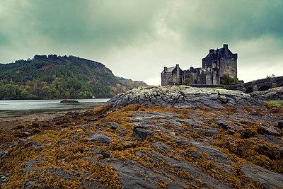 Eilean Donan Castle - p330m931316 von Harald Braun