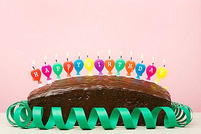 Chocolate cake - p5150116 by E.Coenders