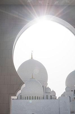 Scheich Zayed Moschee - p1273m1467588 von melanka