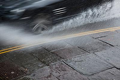Nightmare of pedestrians - p1057m852938 by Stephen Shepherd