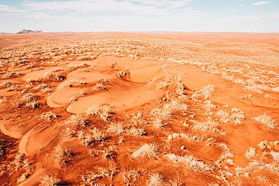 Sossusvlei, Namibsand-Dünen - p642m892603 von brophoto