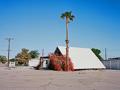 Desert A-Frame - p1431m2247645 by Daniel R. Lopez