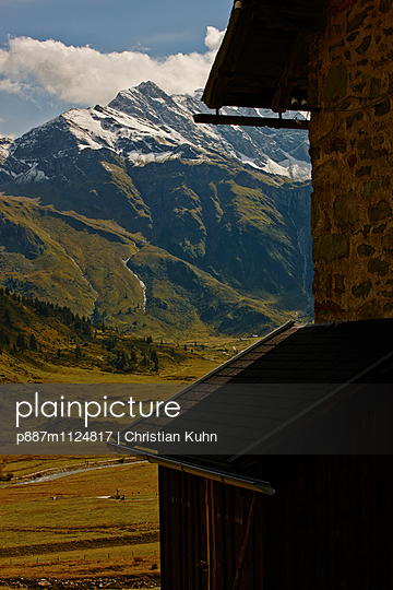 Timberline - p887m1124817 by Christian Kuhn