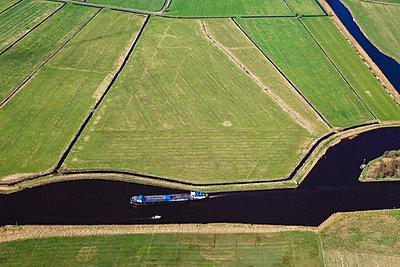 Binnenschiff - p1120m1004296 von Siebe Swart